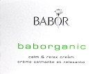 Babor Baborganic Calm & Relax Cream 50ml