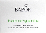 Babor Baborganic Crystal Face Scrub 50ml