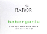 Babor Baborganic Pure Age Preventing Cream 50ml