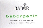Babor Baborganic Revitalizing Eye Cream 15ml