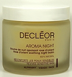 Decleor Aromessence Rose D'orient Night Balm 100oz(3.3ml) Sensitive Skin