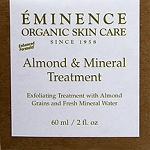 Eminence Almond And Mineral Treatment 2oz(60ml) Dry To Mature Skin