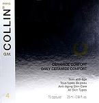 GM G.M. Collin Daily Ceramide Comfort 75 capsules 24ml(0.8oz) All Skin