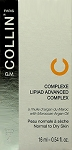 GM G.M. Collin Lipiad Advanced Complex 16ml(0.54oz) Normal To Dry Skin