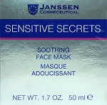 Janssen Sensitive Secrets Soothing Face Mask 1.7oz(50ml)