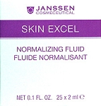 Janssen Skin Excel Normalizing Fluid 25 Ampoules X 2ml Each