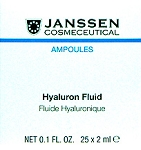 Janssen Hyaluron Fluid 25 Ampoules X 2ml Each