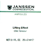 Janssen Skin Excel Lifting Effect 25 Ampoules X 2ml Each