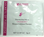 Janssen Thermo Peel Mask Cranberry 15g(0.5oz)
