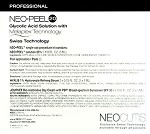 Neocutis Neo Peel 20 Glycolic Acid Solution With Melaplex Technology