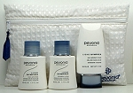 Pevonia Body Kit 3 Items Bath Gel Body Scrub Moisturizer