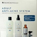 Skinceuticals Adult Acne System 3 Items Cleanser Toner Serum