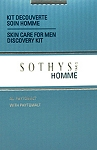 Sothys Homme Skin Care For Men Discovery Kit 3 Items Cleanser Creams
