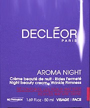 Decleor Aroma Night Cream Anti Age Firming 50ml