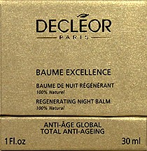 Decleor Baume Excellence Night Balm 30ml