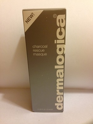 Dermalogica Charcoal Rescue Masque 2.5oz /75ml Brand  New