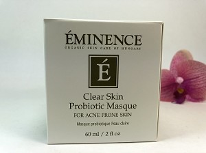 Eminence Organics Clear Skin Probiotic Masque 60ml / 2oz  Brand New