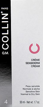 GM G.M. Collin Sensiderm Cream 50ml(1.7oz) Normal To Dry Skin