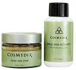 Cosmedix Deep Sea Peel 1.oz and Activator 1.7oz Prof