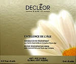 Decleor Excellence De L'Age Reg Mask 8 Units X 0.27oz Anti Age