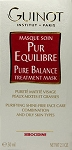Guinot Pure Balance Treatment Mask Masque 50ml(2.1oz) Combination Oily