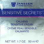 Janssen Calming Sensitive Cream 1.7oz(50ml)