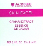 Janssen Skin Excel Caviar Extract 25 Ampoules X 2ml Each