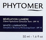 Phytomer White Lumination Complexion Cream Spf 15 50ml(1.6oz) Recovery Fresh New