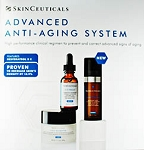 Skinceuticals Advanced System With Resveratrol B E Ferulic Anti Aging
