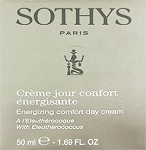 Sothys Energizing Comfort Day Cream 1.69oz(50ml) With Eleutherococcus