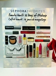 Sephora Favorites Beauty Vault: 12 Days of Makeup Brand New