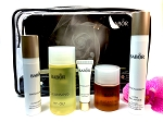 BABOR kit Travel Set 5 products:hy-oil, base, oxygen cream,serum and eye cream